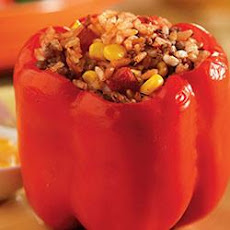 Santa Fe-Style Stuffed Peppers