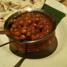 Instant Super Easy Chole