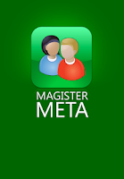 Screenshot of Meta, dé Magister leerlingapp!