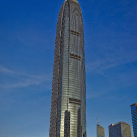 The Great IFC Tower by Oliver  Gellongos - Buildings & Architecture Office Buildings & Hotels (  )