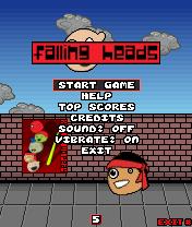 Falling Heads