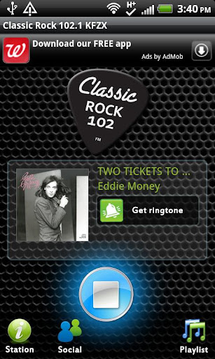 Classic Rock 102.1 KFZX