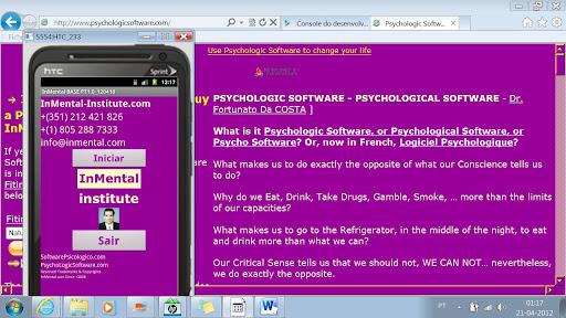 Psychological Software Mental