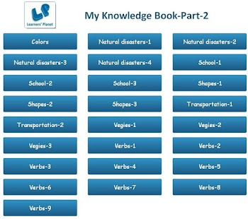My Knowledge Book-Part-2 - screenshot