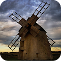 Old Windmill - Live Wallpaper icon