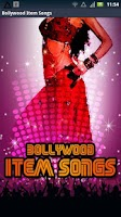 Screenshot of Bollywood Item Songs