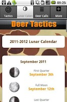 Screenshot of Deer Calls & Tactics