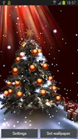 Screenshot of Christmas Tree 3D