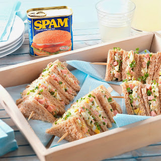 Spam Salad Recipes