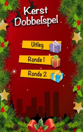 Kerst Dobbelspel HD
