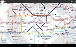 Screenshot of London Tube Master +