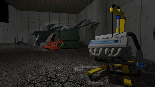 Fix My Car: Zombie Survival - screenshot