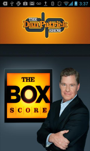 Dan Patrick's Box Score