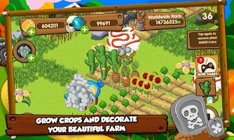 Screenshot of Zombie Farmer: Monster Farm