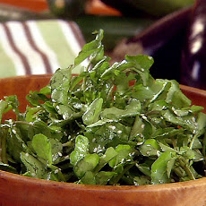 Watercress Salad with Citrus Vinaigrette