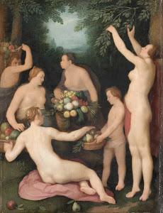 RIJKS: Cornelis Cornelisz. van Haarlem: painting 1626