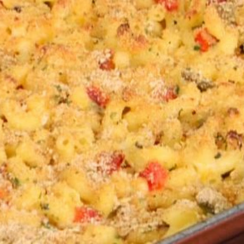 Robin Koury's Grilled Mac-n-cheese
