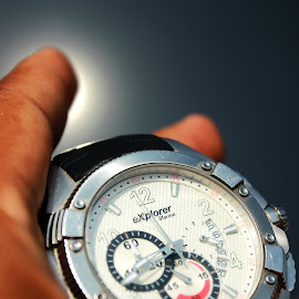my watch IMG_ 9904 by Ponco Sujatmiko - Artistic Objects Clothing & Accessories ( object )