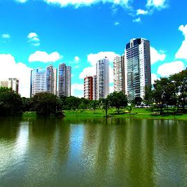 PARQUE FLAMBOYANT by Jose Ricardo Ribeiro Reis - City,  Street & Park  City Parks