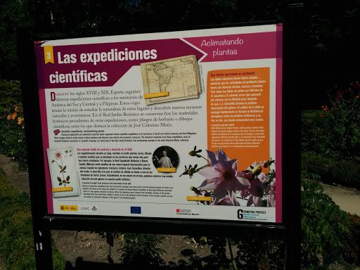 Las Expediciones Cientificas