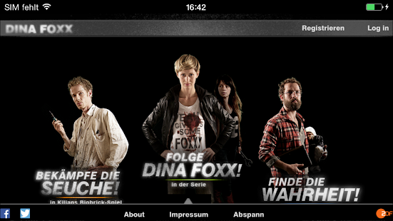 Dina Foxx - screenshot