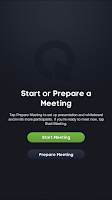 Screenshot of ClickMeeting Online Meetings