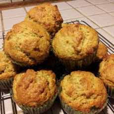 Vegan Banana-Nut Muffins