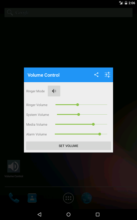 Volume Control Plus Screenshot 5