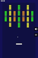 Screenshot of Many Bricks Breaker