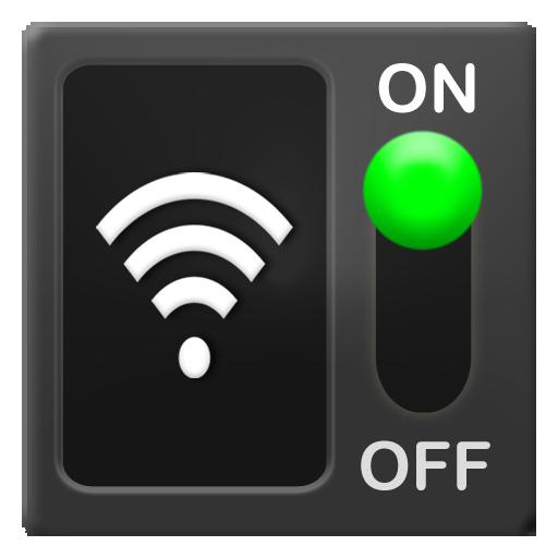 WiFi Toggle Widget 工具 App LOGO-硬是要APP