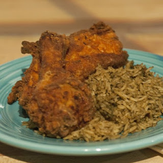 Creole-Spiced Fried Chicken