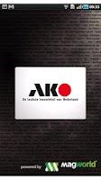 Screenshot of AKO Tijdschriften App