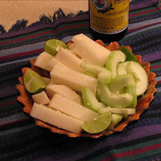 Mexican Palapa Snacks