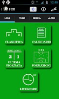 Screenshot of Fantacalcio Organizer