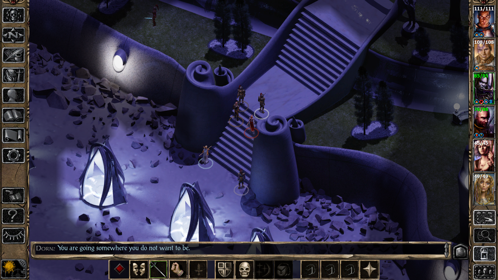 Baldur's Gate II Screenshot 6