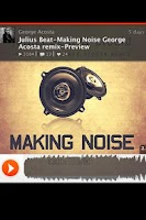 Screenshot of Making Noise George Acosta Mix