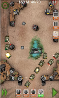 Screenshot of Armored Defense 2 Full Free
