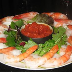 Cocktail Sauce for Shrimp