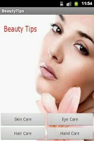 Screenshot of Beauty Tips
