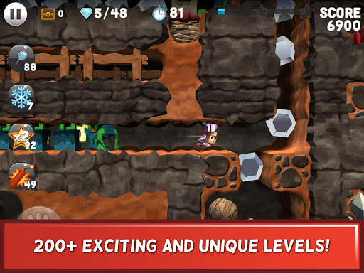 Boulder Dash-30th Premium - screenshot
