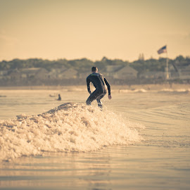 by Justin Brady - Sports & Fitness Surfing ( surfing, waves, summer, nh, ocean, beach, surf,  )
