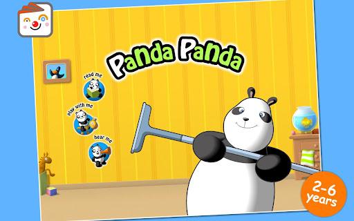 Story Book Panda Panda Lite