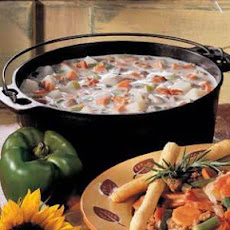 Beef and Bacon Chowder 2