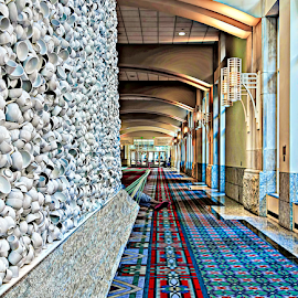 by Doreen Rutherford - Buildings & Architecture Other Interior
