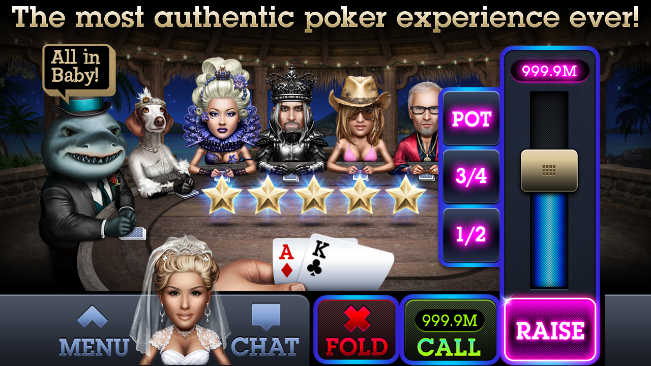 Fresh Deck Poker - Live Holdem Screenshot 11
