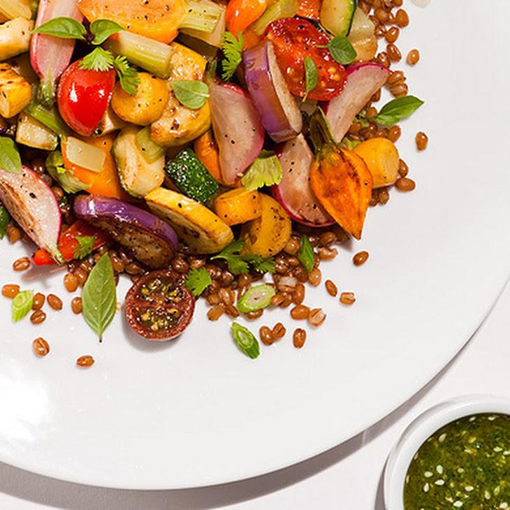 Summer Vegetable Stir-Fry Recipe | Yummly