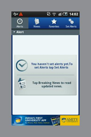 News Alerts on Demand