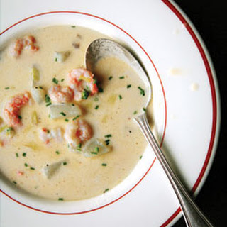 Maine Shrimp Chowder