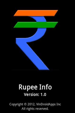 Rupee Info