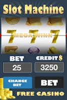 Screenshot of Gold Slot Machine